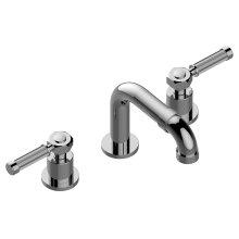 Vintage Widespread Lavatory Faucet