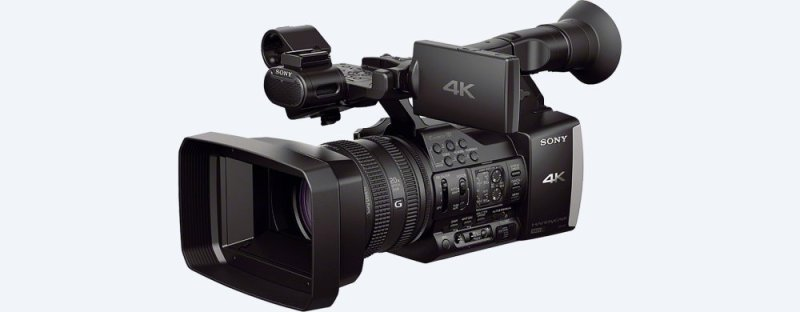 FDRAX1 in by Sony in Mountain Home, AR - AX1 4K Professional