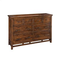 Bedroom - Wolf Creek Six Drawer Media Chest Product Image