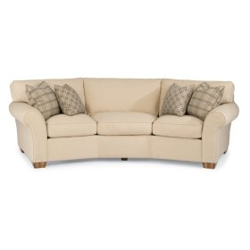 Vail Fabric Conversation Sofa