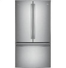 ENERGY STAR® 23.1 Cu. Ft. Counter Depth French-Door Refrigerator with Internal Water Dispenser