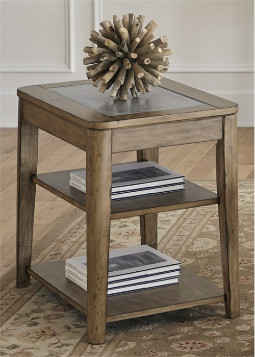 645-OT1021  Chair Side Table