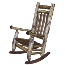 Cedar rocking chair