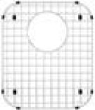 Stainless Steel Sink Grid - 220991 Product Image
