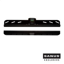 """SimplySafe Low-Profile Fixed TV Wall Mount for 22"""" - 50"""" TVs"""