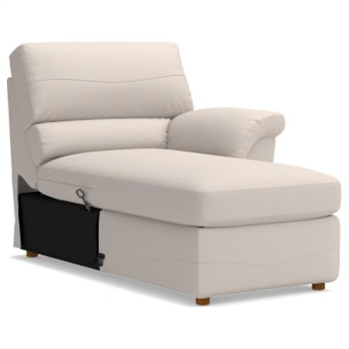 Reese La-Z-Time® Left-Arm Reclining Chaise