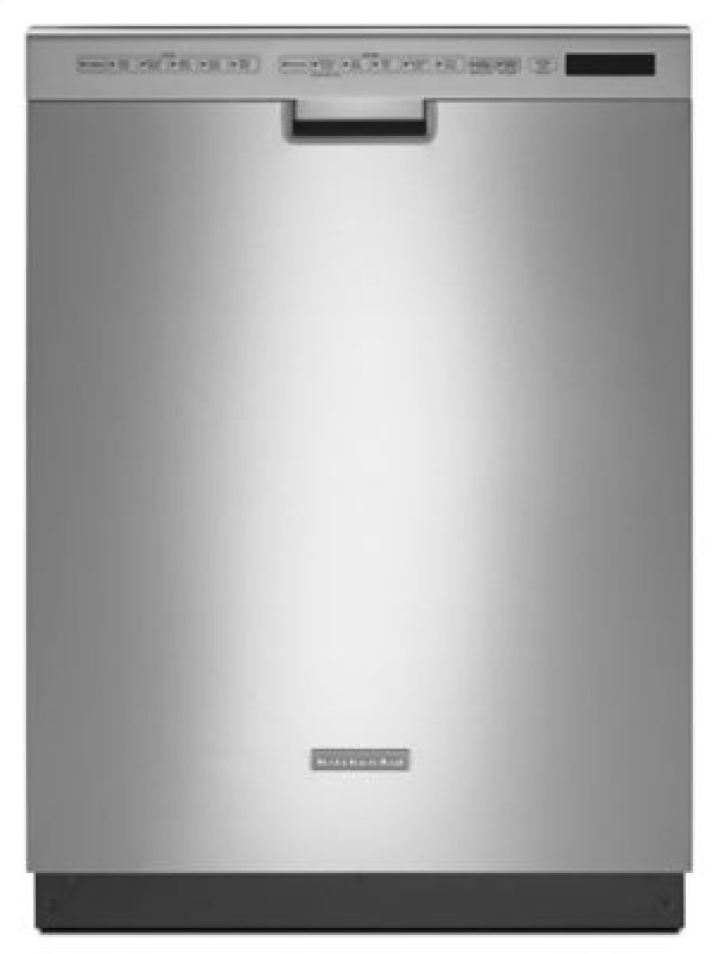 Kdfe454css In Stainless Steel By Kitchenaid In Vineland Nj 24 39 39 6 Cycle 6 Option Dishwasher