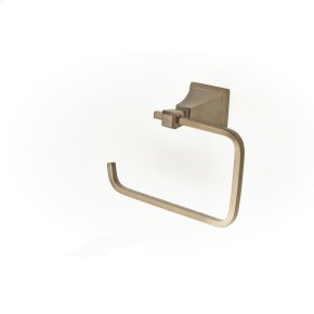 Paper holder / Towel Ring Hudson (series 14) Bronze