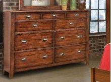 9 Dwr Dresser