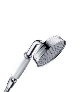 Chrome Hand shower 100 1jet Classic