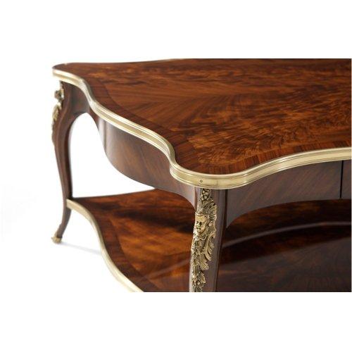 Caryatid Cocktail Table - High Gloss