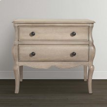 Classics by Bassett 2 Drawer Bombe Chest