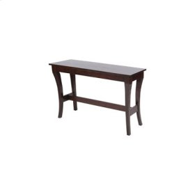 Sadler Dark Raisin Metroconsole Table
