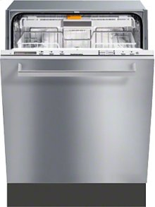 PG 8083 SCVi - 208-240V Fully integrated dishwasher For dishware mountains in households, offices, tea rooms, and utility areas.