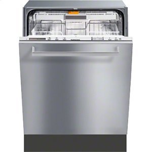 MielePG 8083 SCVi [120V] Fully integrated dishwasher for large loads of dishware in households, offices and utility areas.