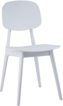 Tao White Chair (Set of 2)