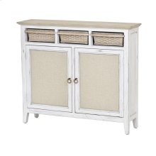 Captiva Island Entry Cabinet with Baskets