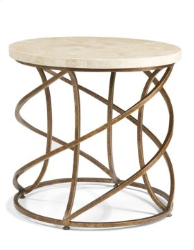 M13-30 Round End Table