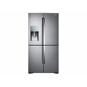Samsung28 cu. ft. Food Showcase 4-Door Flex™ Refrigerator with FlexZone™ in Stainless Steel