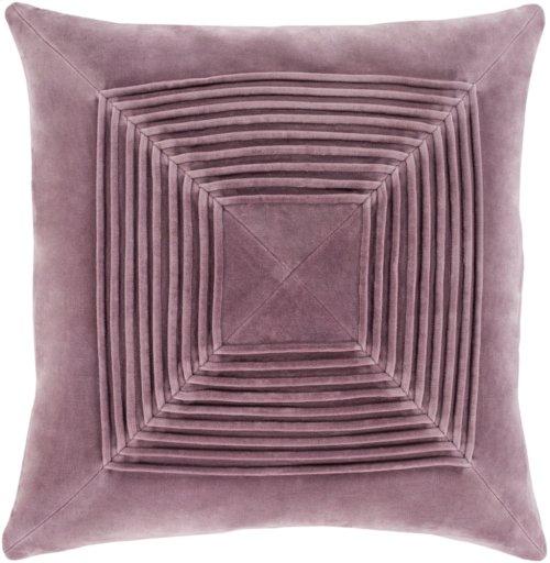 """Akira AKA-002 20"""" x 20"""" Pillow Shell with Polyester Insert"""