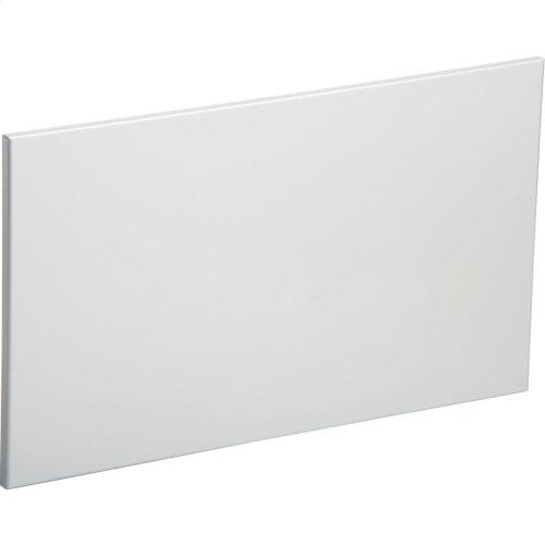 "Elkay Stainless Steel 22-3/8"" x 12"" x 1/2"", Service Sink Panel"
