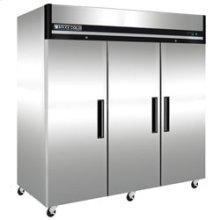 Reach-In Freezer X-Series
