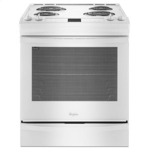 Whirlpool 6.2 Cu. Ft. Front-Control Electric Range With Accubake(r) System