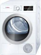 500 Series Cond. Dryer - 208/240V, Cap. 4.0 cu.ft., 15 Cyc.,65 dBA, SS Drum, Silv. Rev./Door; ENERGY STAR Product Image