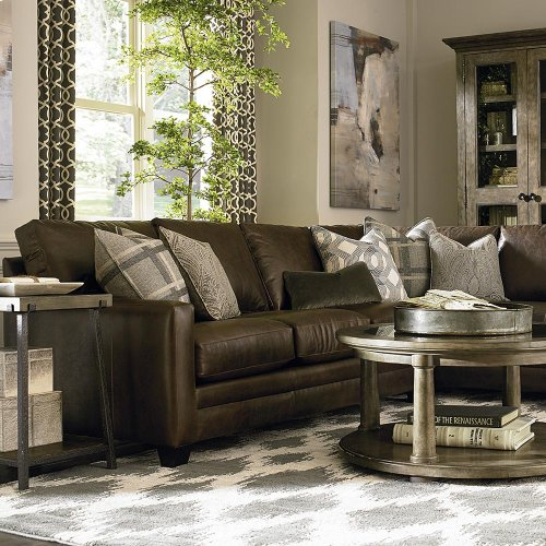 American Casual Ladson U-Shaped Sectional