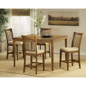 Hillsdale FurnitureBayberry Counter Height Table - Oak