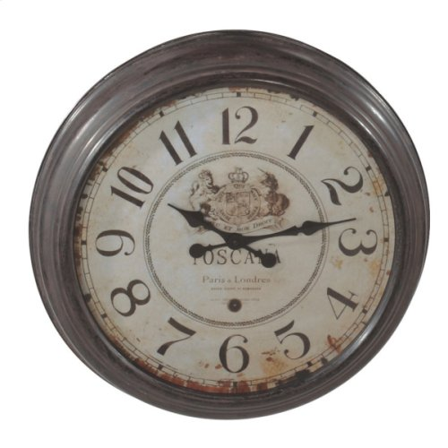 """Toscana"" Wall Clock"