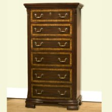 Six Drawer Lingerie Chest