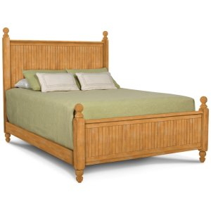 JOHN THOMAS FURNITURECottage Queen Headboard / Footboard / Rails. Also Available in King, Queen, Full, Twin