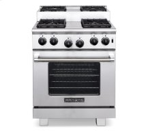"30"" Titan Step-up Gas Range"