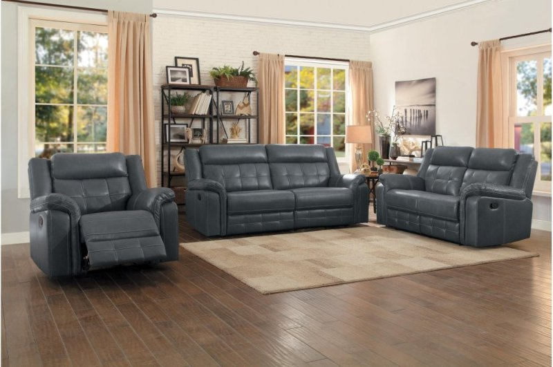 9906gry3 In By Homelegance In Orange Ca Double Reclining Sofa
