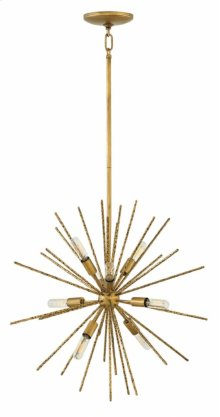 Burnished Gold Tryst Interior Hanging