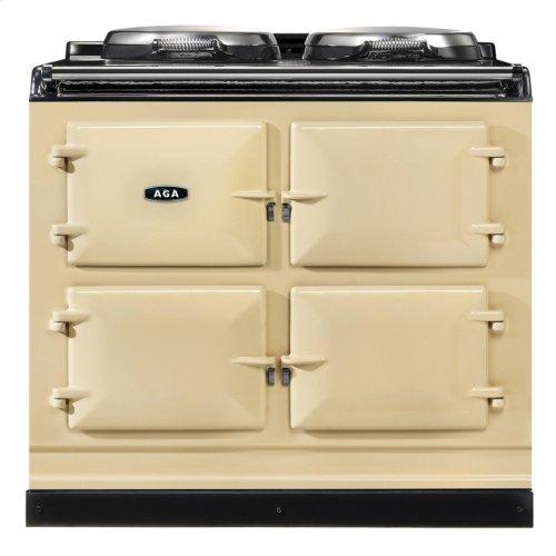 Duck Egg Blue AGA Dual Control 3-Oven Natural Gas
