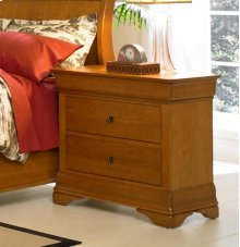 Louis Philippe Bedside Chest