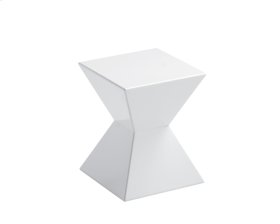 Rocco End Table - White