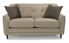 Jacqueline Fabric Loveseat