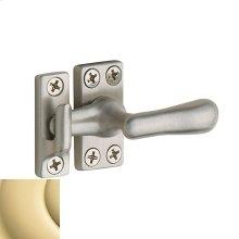 Non-Lacquered Brass Casement Fastener