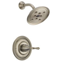 Traditional Pressure Balance Shower Only Trim