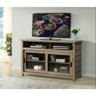Perspectives - 54-inch TV Console - Sun-drenched Acacia Finish Product Image