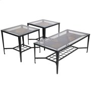 Signature Design by Ashley Calder 3 Piece Occasional Table Set [FSD-TS3-31DBZ-GG] Product Image
