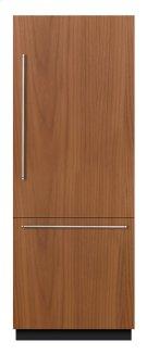 "Benchmark Series, 30""x84"" Bottom Freezer, Built-in, Custom panel Product Image"