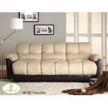Storage Futon/Sofa