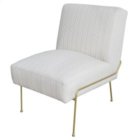 Watford Fabric Chair,Icy Leafage Beige