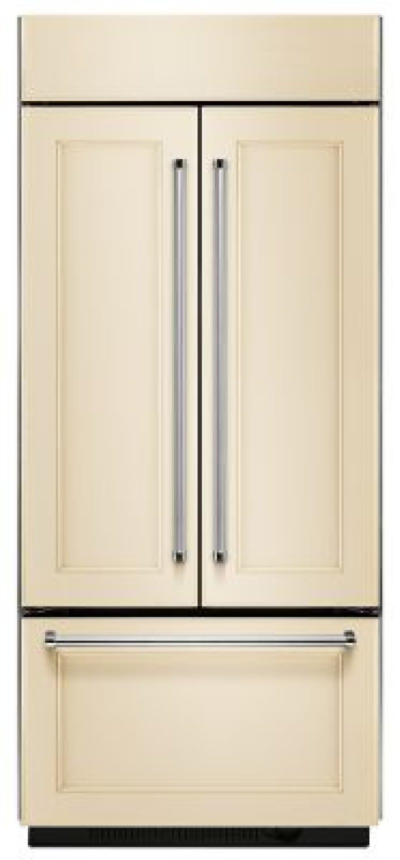Kbfn506epa In Panel Ready By Kitchenaid In East Providence Ri 20 8 Cu Ft 36 Width Built In