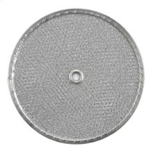 "Aluminum Filter, Washable for use with 8"" utility ventilators"