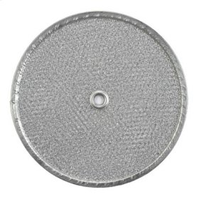 """Aluminum Filter, Washable for use with 8"""" utility ventilators"""